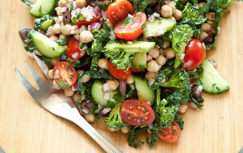Garbanzo Salad Whole Foods